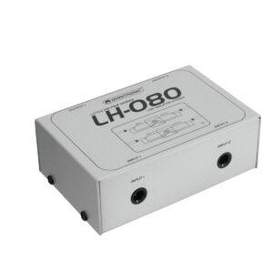 10355080-OMNITRONIC LH-080 Stereo Isolator TRS