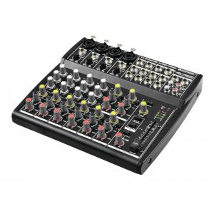 10040229-OMNITRONIC LRS-1402ST Live Recording Mixer