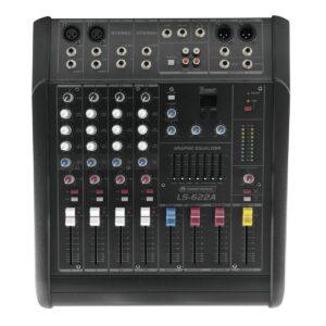 10060050-OMNITRONIC LS-622A Powered Live Mixer-1