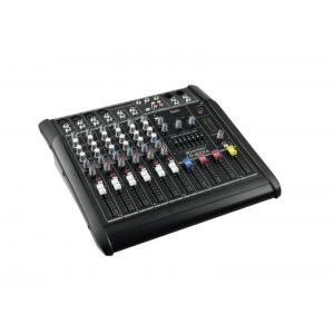 10060100-OMNITRONIC LS-822A Powered Live Mixer