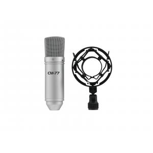 13030918-OMNITRONIC MIC CM-77 Condenser Microphpone-1