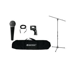13030917-OMNITRONIC MIC VS-1 Microphone Set