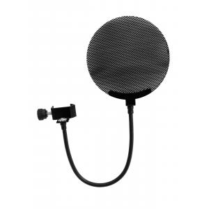 60006250-OMNITRONIC Microphone-Pop Filter metal