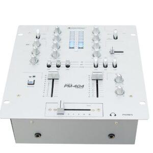 10006817-OMNITRONIC PM-404 DJ Mixer-1