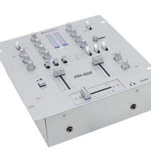 10006817-OMNITRONIC PM-404 DJ Mixer