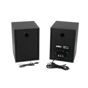 11036453-OMNITRONIC PME-5 Studio Monitors 2x-1
