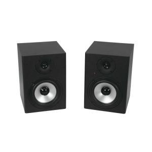 11036453-OMNITRONIC PME-5 Studio Monitors 2x