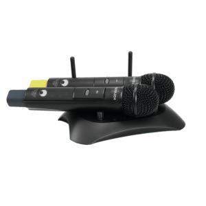 13072003-OMNITRONIC WM-224 2-kanaals draadloze microfoon set 2.4GHz-1