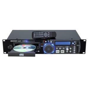 11046010-OMNITRONIC XDP-1400 CD/MP3 player-1