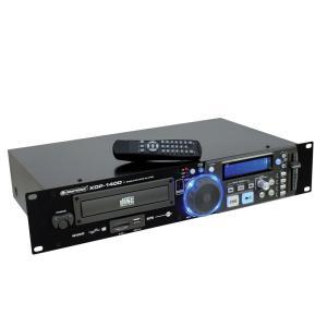 11046010-OMNITRONIC XDP-1400 CD/MP3 player