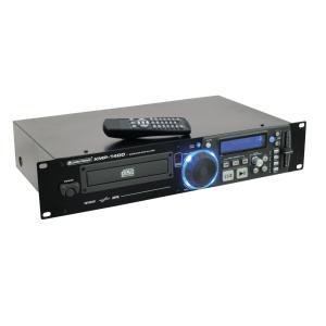 11046005-OMNITRONIC XMP-1400 CD/MP3 player