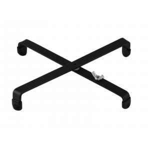DIMAVERY Cross shaped stand for wind instrument stands