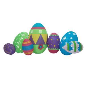 EUROPALMS Inflatable Figure Easter Eggs