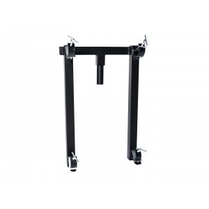 BLOCK AND BLOCK AM3508 Double Bar support insertion 35mm male