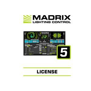 MADRIX Software 5 License entry