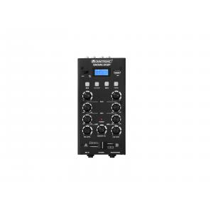 OMNITRONIC GNOME-202P Mini Mixer black