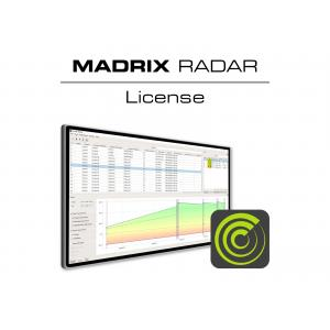 MADRIX Software Radar fusion License medium