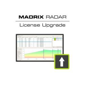 MADRIX UPGRADE RADAR fusion small > fusion medium