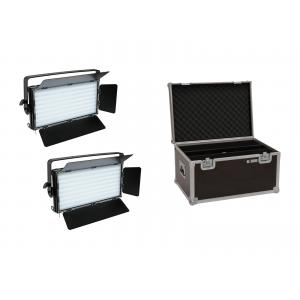 EUROLITE Set 2x LED PLL-480 CW/WW Panel + Case