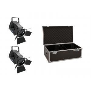 EUROLITE Set 2x LED THA-150F + Case