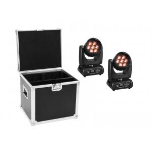 FUTURELIGHT Set 2x EYE-7 HCL Zoom + Case